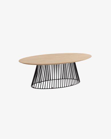Tavolino Leska 120 x 65 cm