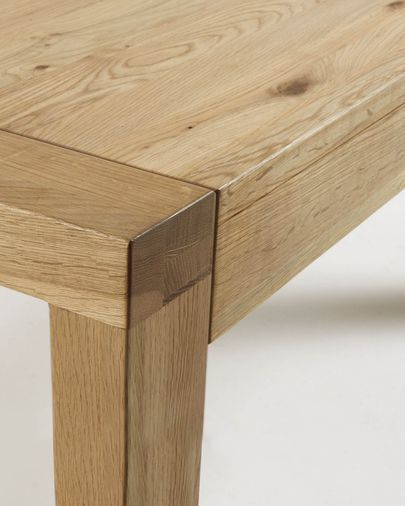 Briva extendable table natural 180 (230) x 90 cm