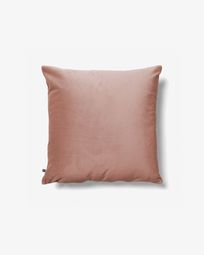 Lita Cushion cover 45 x 45 cm pink velvet