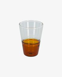 Fiorina orange Glas