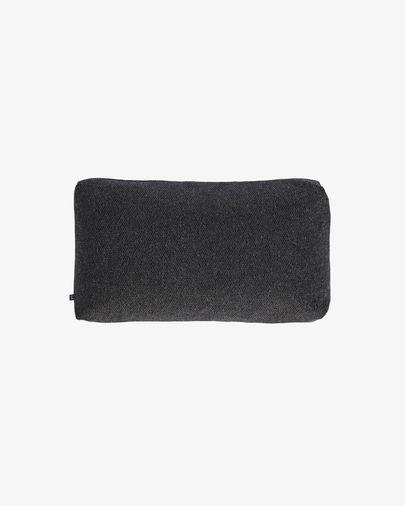 Galene grey cushion cover 30 x 50 cm