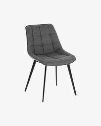 Cadira Adam gris clar