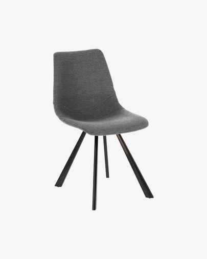 Cadira Alve gris clar