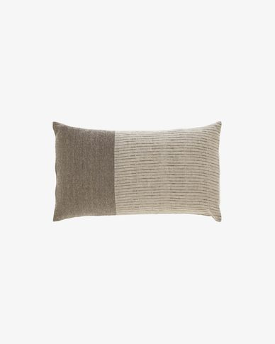 Capa de almofada Sagira 30 x 50 cm