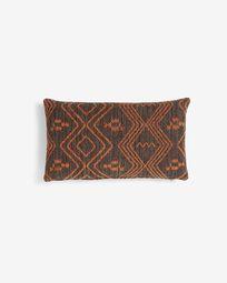 Eland cushion cover 30 x 50 cm quartz brown