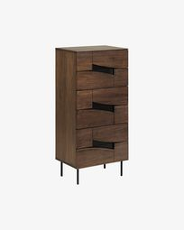 Cutt 60 x 126 cm chest of drawers