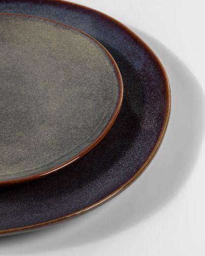 Dessertborden Odile donkerblauw