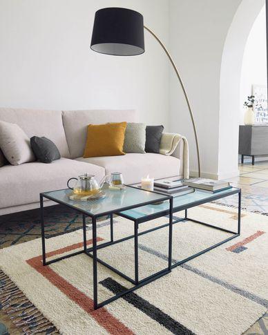 Akemi set of 2 coffee table