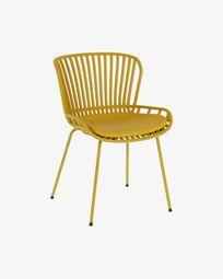 Cadeira Surpik mostarda