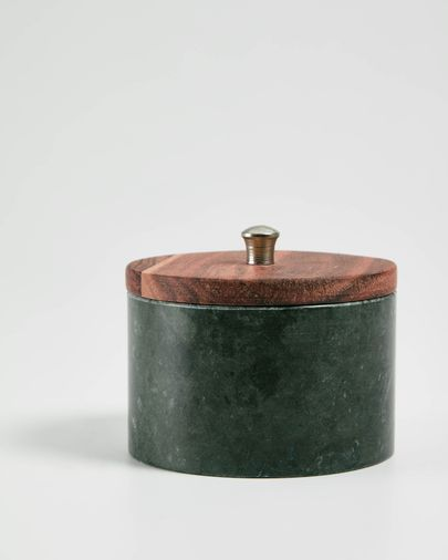 Karla green small jar