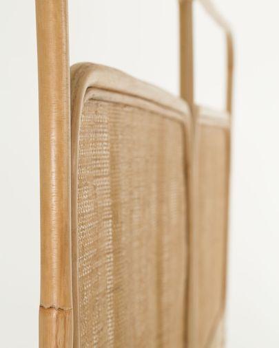 Testiera Margaret 170 x 120 cm naturale