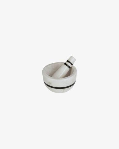 Imeris marble mortar