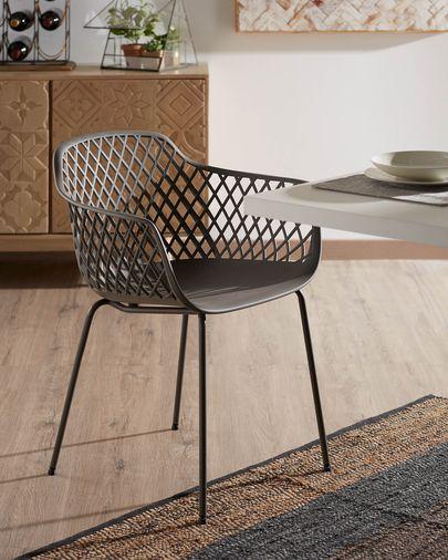 Grey Quinn chair