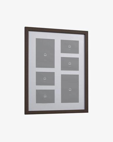 Luah dark picture frame 39 x 49 cm