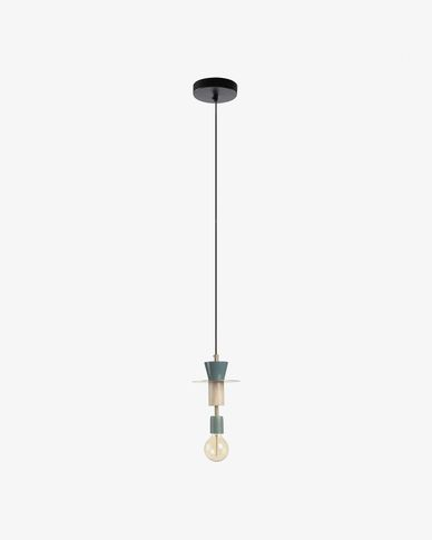 Green Naroa pendant lamp