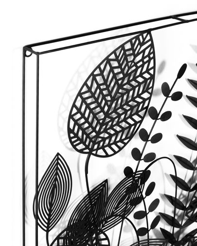 Cuadro metálico Denecia 61 x 81 cm