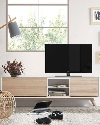 Eunice TV stand 174 x 56 cm 2 door