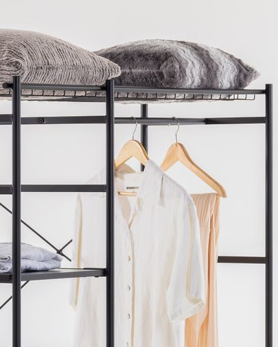 Storn doorless closet 120 x 182 cm