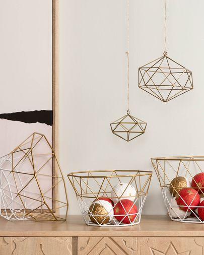 Set Galia palle decorative stelle