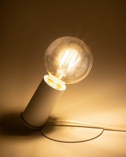 White table lamp or Danitz wall lamp