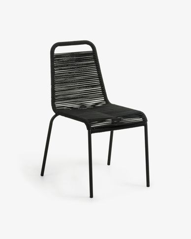 Black Lambton chair
