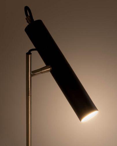 Lampe à poser Maude noire