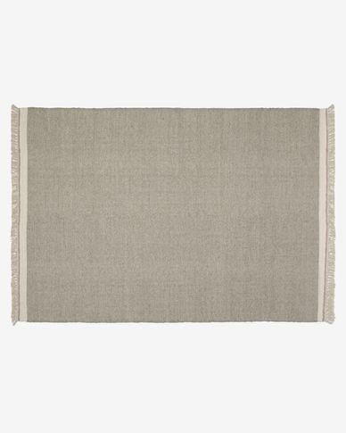 Nam grijs kleed 160 x 230 cm