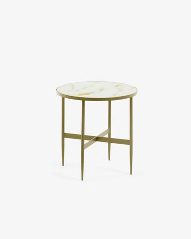 Elisenda side table Ø 50 cm