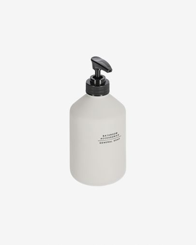 Distributeur de savon Lali blanc