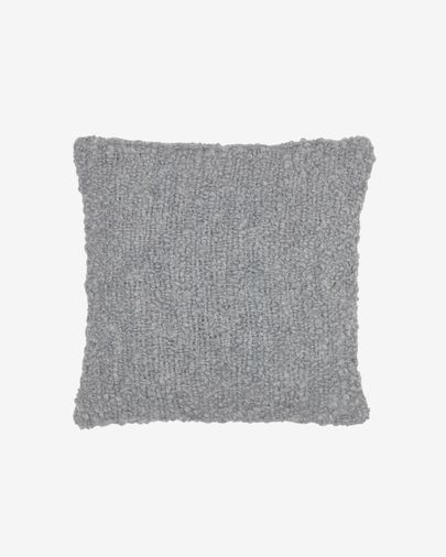 Funda cojín Corel gris 45 x 45 cm