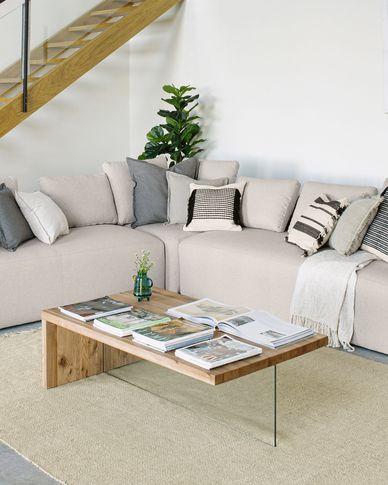 Tulsi coffee table 120 x 70 cm