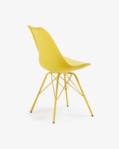 Cadeira Ralf amarelo