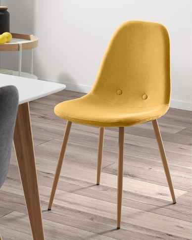 Mustard Yaren chair