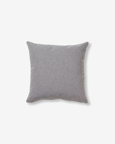 Fodera per cuscino Kam 45 x 45 cm grigio