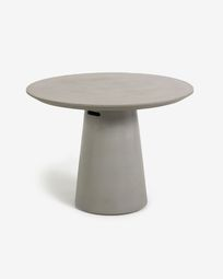 Itai cement table, 120 cm