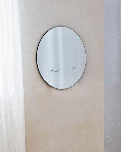 Ludmila round wall mirror Ø 50 cm