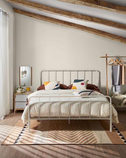 Espejo Natane madera abedul 34 x 54 cm