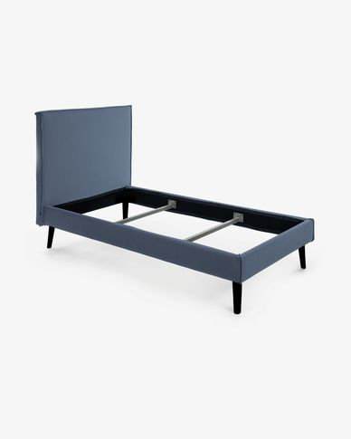 Bed Venla 160 x 200 cm blauw
