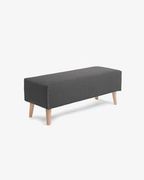 Graphite bench cover Dyla