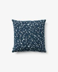 Bimba cushion cover 45 x 45 cm blue