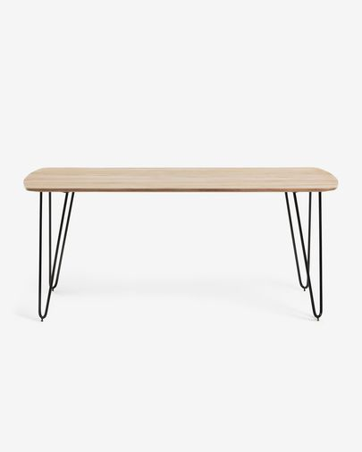 Grote Barcli tafel 200 x 95 cm
