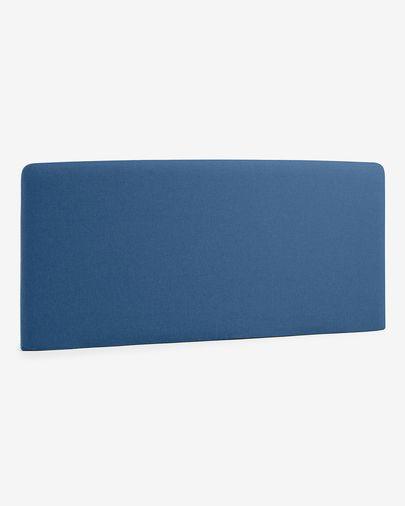 Capçal Dyla 178 x 76 cm blau fosc