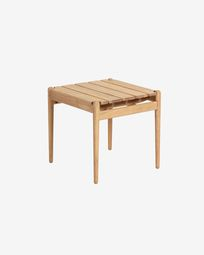 Table d'appoint Simja 47 x 47 cm