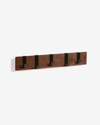 Mahdis wall-mounted coat rack FSC MIX Credit