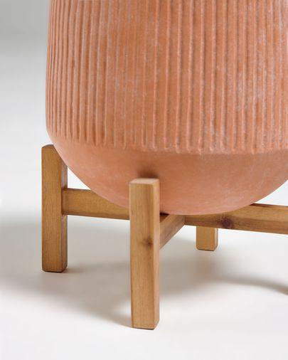 Macetero Denpasar de terracota Ø 25 cm