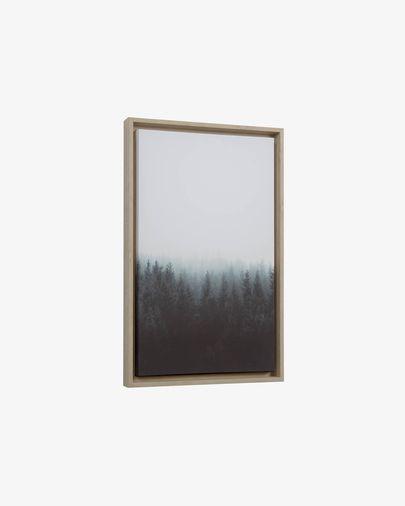 Annelise Bild, Tannen, 50 x 30 cm
