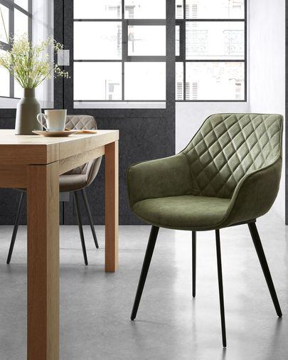 Cadira Amira verd