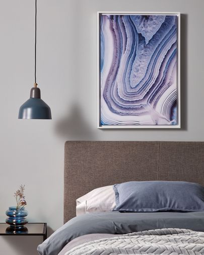 Whish lilac picture 50 x 70 cm