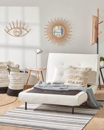 Sofá cama Tupana 100 cm