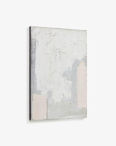Schilderij Tayla canvas veelkleurig 50 x 70 cm